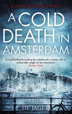 Picture of A Cold Death in Amsterdam