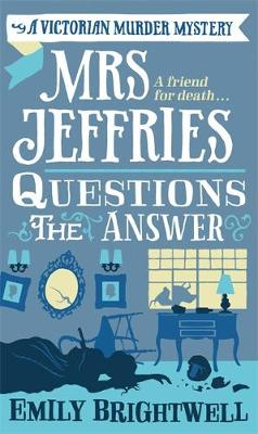Picture of Mrs Jeffries Questions the Answer