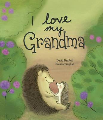 Picture of I Love My Grandma - Picture Story Book