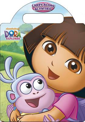Picture of Dora the Explorer Carry-Along Activities