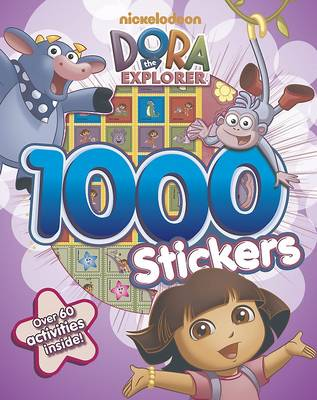 Picture of Dora the Explorer 1000 Sticker Book