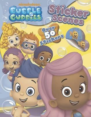 Picture of Bubble Guppies Sticker Scenes