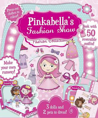 Picture of Pinkabella's Fashion Show (Create and Play Activity Set)