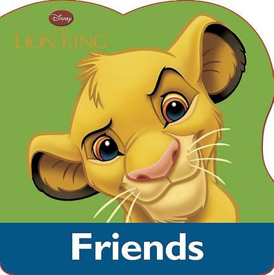 Picture of Disney Lion King Friends