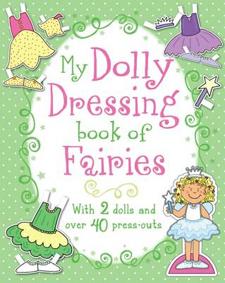 Picture of My Dolly Dressing Book of Fairies