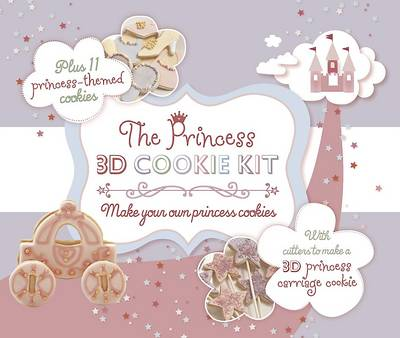 Picture of The Princess 3D Cookie Kit