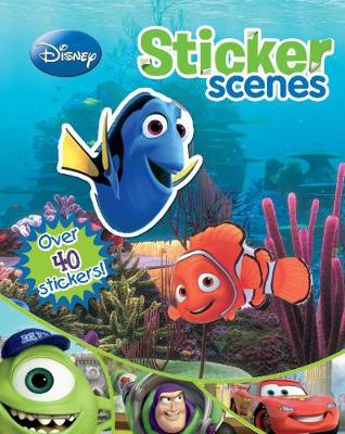 Picture of Disney Pixar Sticker Scenes: Over 40 Stickers!