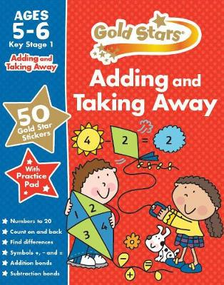 Picture of Gold Stars Adding and Taking Away Ages 5-6 Key Stage 1