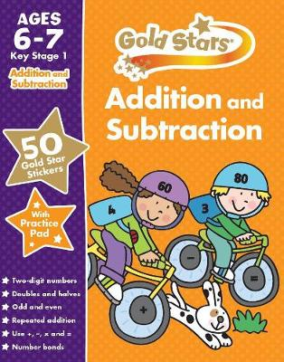 Picture of Gold Stars Addition and Subtraction Ages 6-7 Key Stage 1