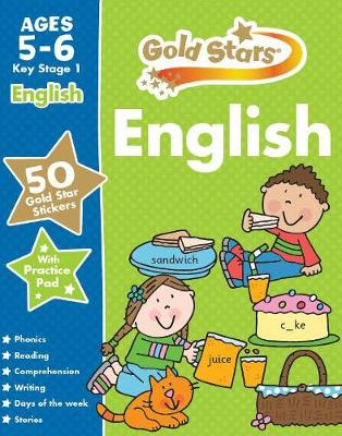 Picture of Gold Stars English Ages 5-6 Key Stage 1