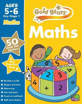 Picture of Gold Stars Maths Ages 5-6 Key Stage 1