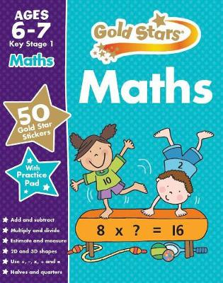 Picture of Gold Stars Maths Ages 6-7 Key Stage 1
