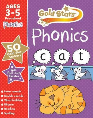Picture of Gold Stars Phonics Ages 3-5 Pre-School