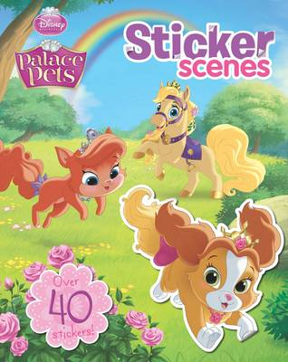 Picture of Disney Palace Pets Sticker Scenes