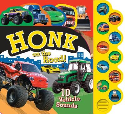 Picture of Honk on the Road!: 10 Vehicle Sounds