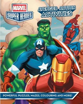 Picture of Marvel Super Hero Activity