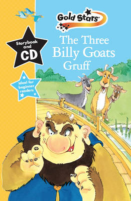 Picture of The Three Billy Goats Gruff: Gold Stars Early Learning