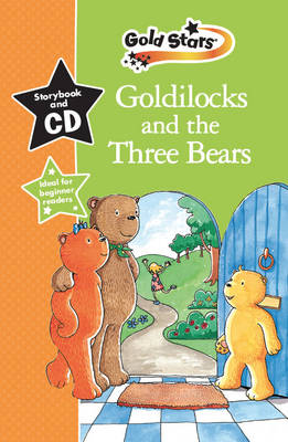 Picture of Goldilocks & the 3 Bears: Gold Stars Early Learning