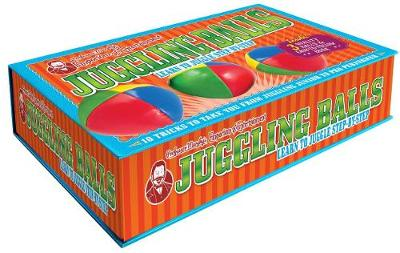 Picture of Professor Murphy's Box of Tricks: Juggling Balls: Learn to Juggle Step-by-Step