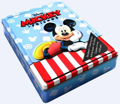 Picture of Disney Mickey Mouse Happy Tin