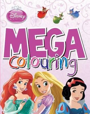 Picture of Disney Princess Mega Colouring