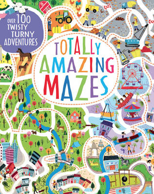 Picture of Totally Amazing Mazes