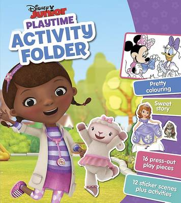 Picture of Disney Junior Playtime Activity Folder