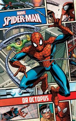 Picture of Marvel Spider-Man: Comic Storybook: Volume 3: Dr. Octopus