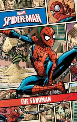 Picture of Marvel Spider-Man: Comic Storybook: Volume 4: The Sandman