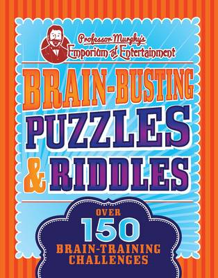 Picture of Brain-Busting Puzzles & Riddles