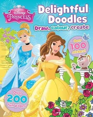Picture of Disney Princess Delightful Doodles