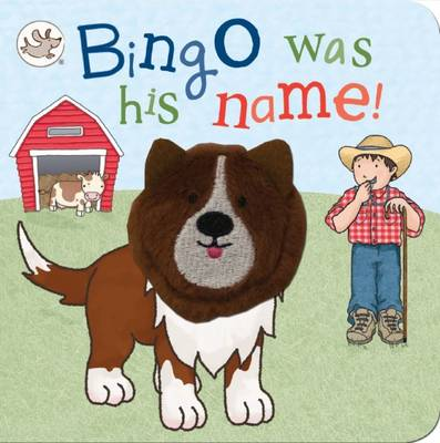 Picture of Finger Puppet Book Bingo Was His Name!