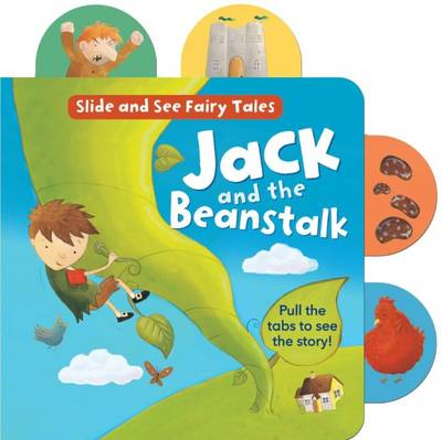Picture of Slide and See Board Book Jack and the Beanstalk