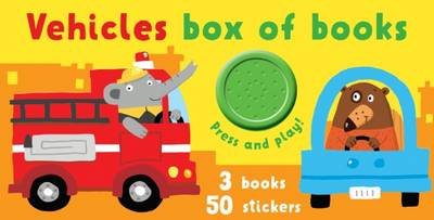 Picture of Block Book and Sound Boxset Vehicles