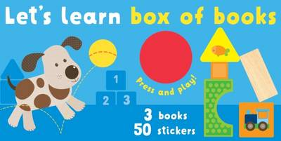 Block Book and Sound Boxset Let's Learn
