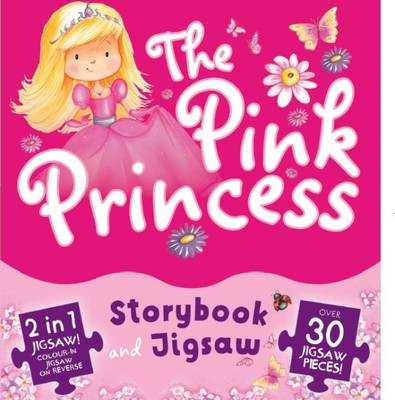 Picture of The Pink Princess Book and Jigsaw Pack