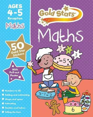 Picture of Gold Stars Maths Ages 4-5 Reception
