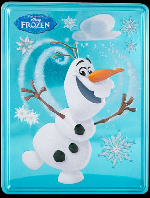 Picture of Disney Frozen Olaf Happy Tin