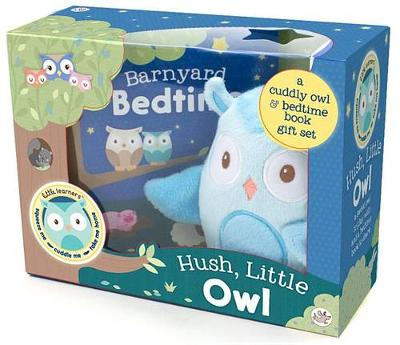 Picture of Hush, Little Owl: Barnyard Bedtime and Plush