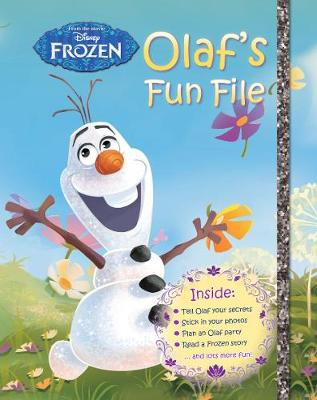 Picture of Disney Frozen Olaf's Fun File
