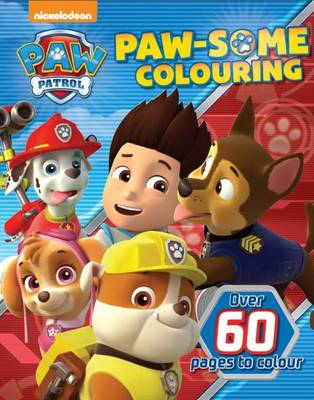 Picture of Nickelodeon Paw Patrol Paw-Some Colouring