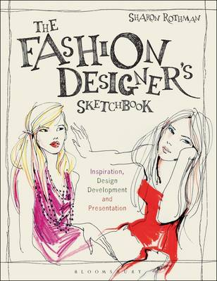 Picture of The Fashion Designer's Sketchbook: Inspiration, Design Development and Presentation