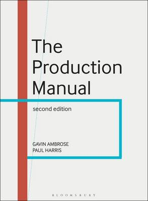 Picture of The Production Manual: A Graphic Design Handbook