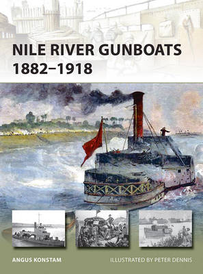 Picture of Nile River Gunboats 1882-1918