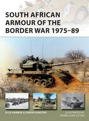 Picture of South African Armour of the Border War 1975-89
