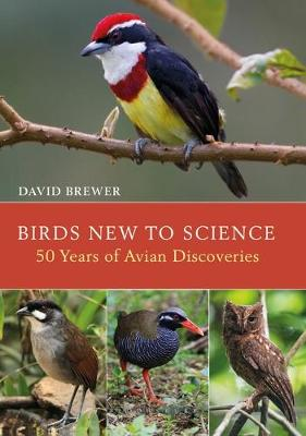 Picture of Birds New to Science: 50 Years of Avian Discoveries