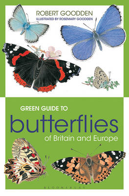 Picture of Green Guide to Butterflies of Britain and Europe