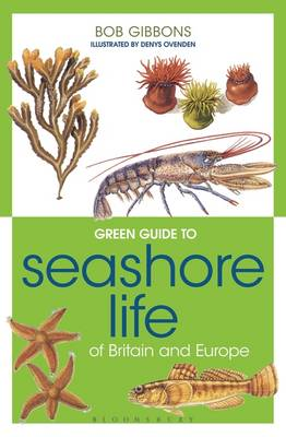 Picture of Green Guide to Seashore Life of Britain and Europe