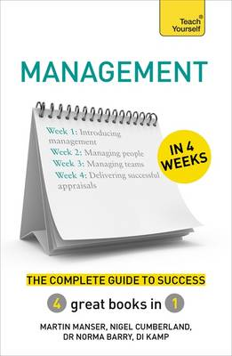 Picture of Management in 4 Weeks: The Complete Guide to Success: Teach Yourself