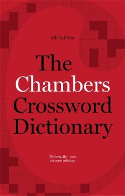 Picture of The Chambers Crossword Dictionary
